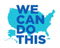 DHHS We Can Do This Logo