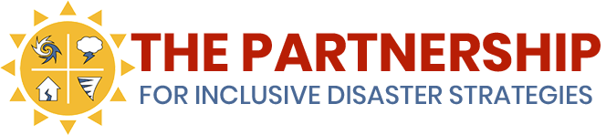 The Partnership for Inclusive Disaster Strategies